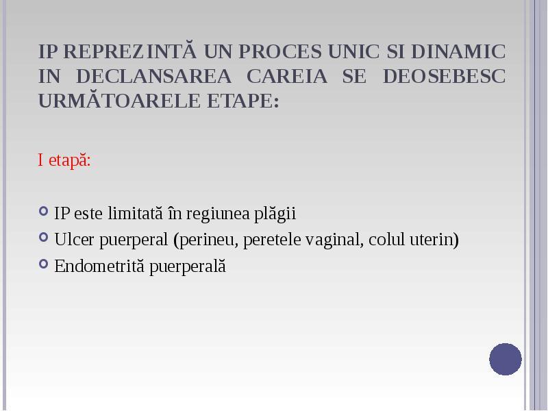 Forme clinice cistita
