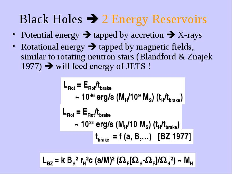Black Holes in Universe From Stellar Masses to Supramassive Objects ...