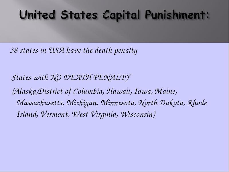 wisconsin death penalty