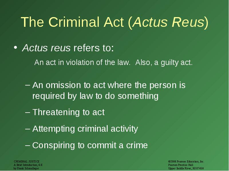 criminal attempts act 1981 what it Attempt: an overview of federal criminal law congressional research service summary it is not a crime to attempt to commit most federal offenses.