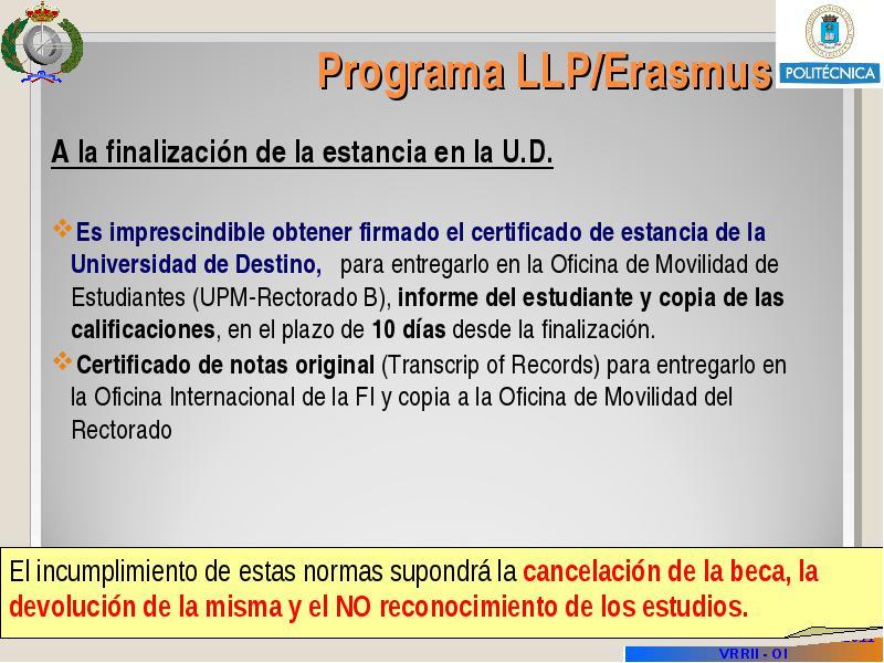 Calendario Fi Upm.Institucion Academica Institucion Academica